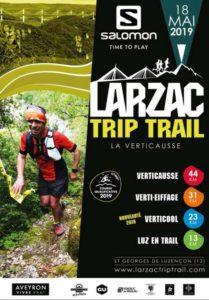Larzac Trip Trail - La Verticausse
